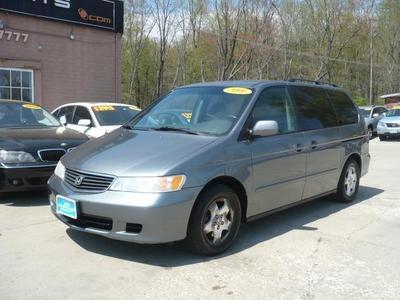 2001 Honda Odyssey EX Minivan ...