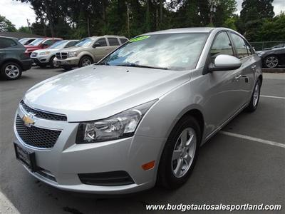 2014 Chevrolet Cruze LT ONE OWNER Sedan