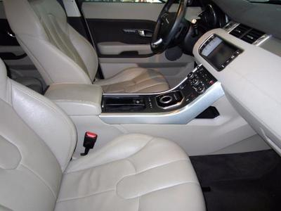 2012 Land Rover Range Rover Evoque Pure Plus SUV
