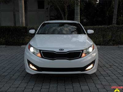 2012 Kia Optima SX Turbo Ft Myers FL Sedan