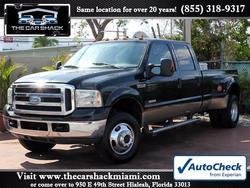 2006 Ford F-350 Lariat Super Duty Crew Cab