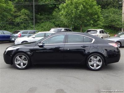 2012 Acura TL SH-AWD w/Tech Sedan