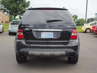 Oxford Buyers 2008 Mercedes Benz Ml320 Cdi In Oxford Search All