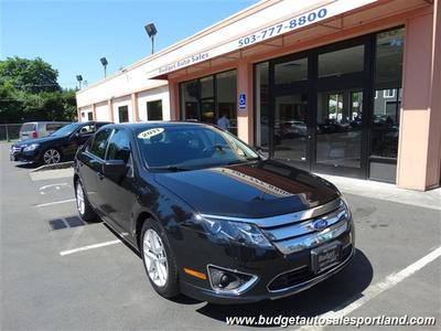 2011 Ford Fusion SEL ONE OWNER BAD CREDIT OK Sedan