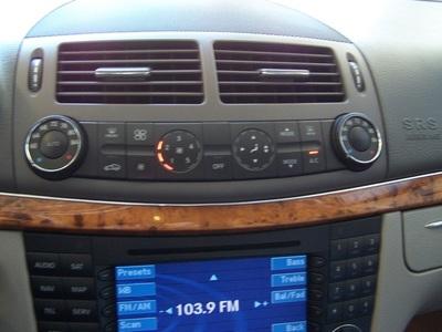 Good ... 2006 Mercedes Benz E350 4MATIC Sedan ...