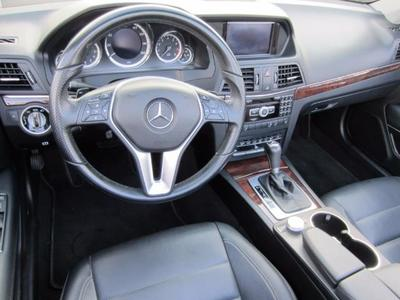 2012 Mercedes-Benz E350 Convertible