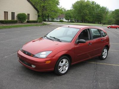 2004 Ford Focus ZX5 Hatchback