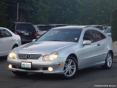 2002 Mercedes Benz C230 Kompressor Hatchback ...