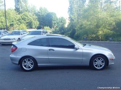 ... 2002 Mercedes Benz C230 Kompressor Hatchback ...