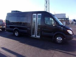 2012 Mercedes-Benz Sprinter 3500 170 WB