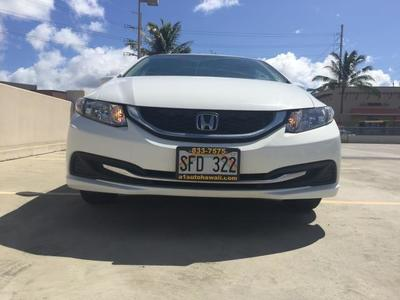 2014 Honda Civic LX Sedan