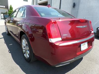 2016 Chrysler 300C AWD, NAV, TECH PKG, PANORAMIC ROOF Sedan