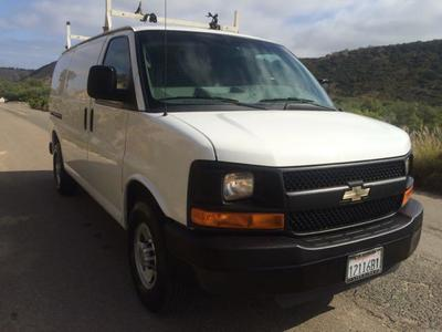 2011 Chevrolet Express 2500 Van
