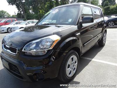 2012 Kia Soul ONE OWNER 30MPG BAD CREDIT OK Wagon
