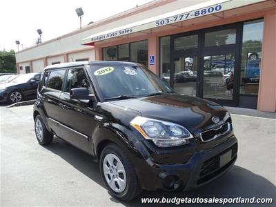 2012 Kia Soul ONE OWNER 30MPG BAD CREDIT OK Wagon ...