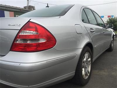 2006 Mercedes-Benz E350 4MATIC Sedan