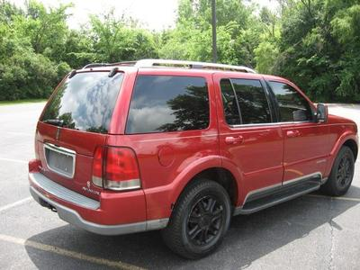 2004 Lincoln Aviator Luxury SUV