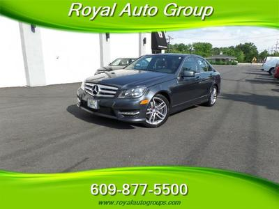 2013 Mercedes-Benz C300 AWD SPORT PKG ,PANORAMA, NAV,RVC Sedan