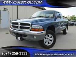 2004 Dodge Dakota SLT Club Cab