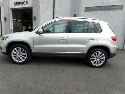 2012 Volkswagen Tiguan SE 4Motion/ NAV,PANORAMIC ROOF SUV
