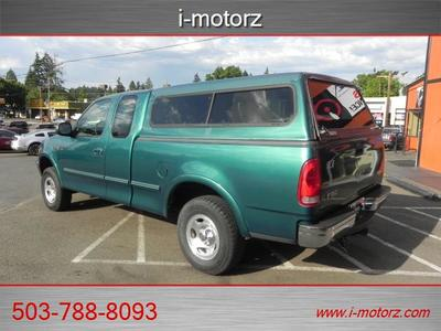 1997 Ford F-150 xcab 4x4 loaded xlt $5987 EZ FINAN Truck