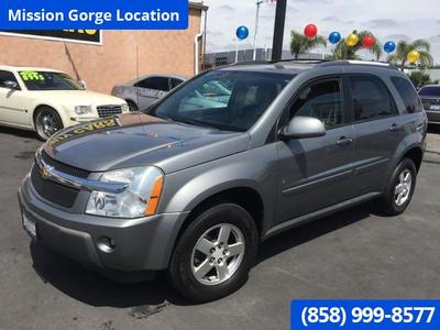 2006 Chevrolet Equinox LT,1 owner w/all service records SUV