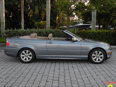 2006 BMW 325Ci Convertible Ft Myers FL Convertible