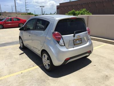 2015 Chevrolet Spark LS Manual Hatchback