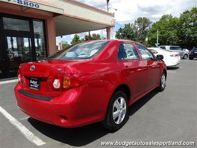 2009 Toyota Corolla LE BAD CREDIT OK Sedan