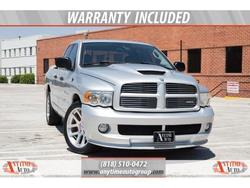 2005 Dodge Ram 1500  SRT-10 Quad Cab