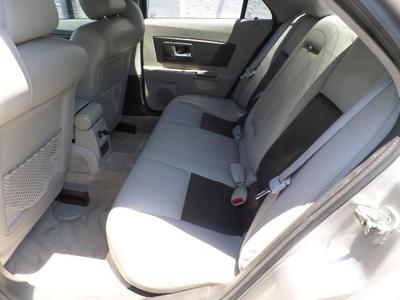 2004 Cadillac CTS LUXURY ,SILVER CERTIFIED,LOW LOW MIL Sedan