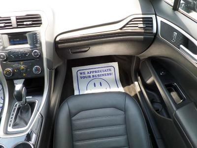 2014 Ford Fusion SE,SILVER CERTIFIED,LEATHER, LOW  Sedan
