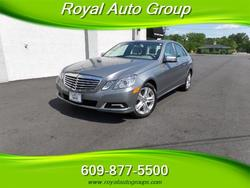 2010 Mercedes-Benz E-Class E350 Luxury