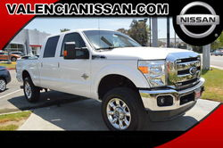 2012 Ford F-350 Lariat Super Duty Crew Cab