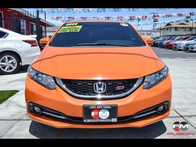 2014 Honda Civic Si Sedan