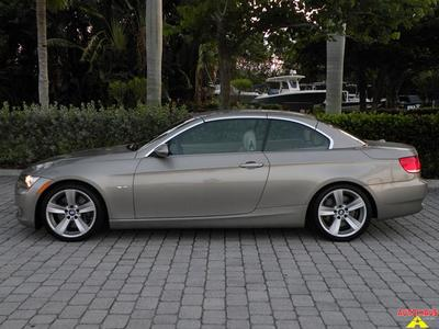 2007 BMW 335i Convertible Ft Myers FL Convertible