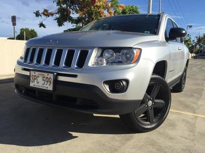 2012 Jeep Compass Limited SUV