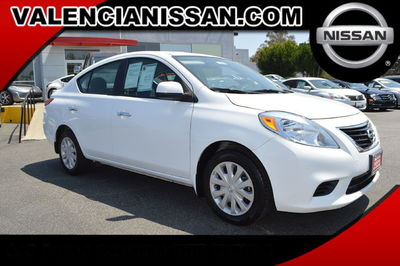 Valencia Buyers! 2013 Nissan Versa in Valencia   Search all Used ...