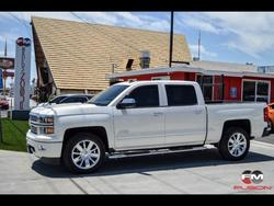 2014 Chevrolet Silverado 1500 High Country Crew Cab