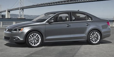 2012 Volkswagen Jetta Sedan SE w/Convenience & Sunroof PZEV