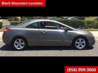 2007 Honda Civic EX, LOW MILES, NAV, LOADED, REAL N Coupe