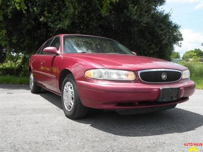 2003 Buick Century Ft Myers FL Sedan