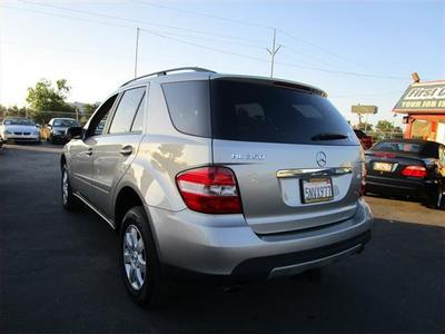 2006 Mercedes-Benz ML350 SUV