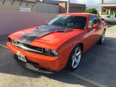 2009 Dodge Challenger SRT8 Coupe