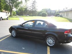 2001 Chrysler Sebring LX
