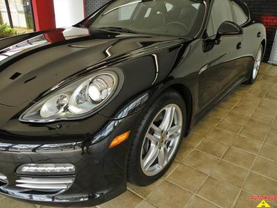 2013 Porsche Panamera Platinum Ft Myers FL Sedan