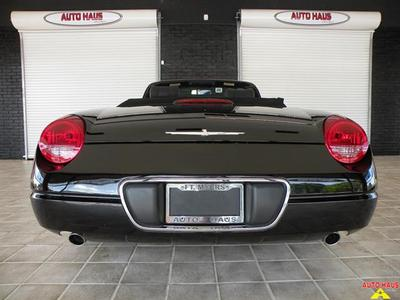 2005 Ford Thunderbird 50th Anniversary Edition Convertible