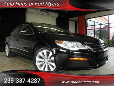 2012 Volkswagen CC Sport Ft Myers FL Sedan