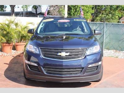 2015 Chevrolet Traverse LS SUV