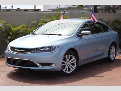 2015 Chrysler 200 Series Limited Sedan
